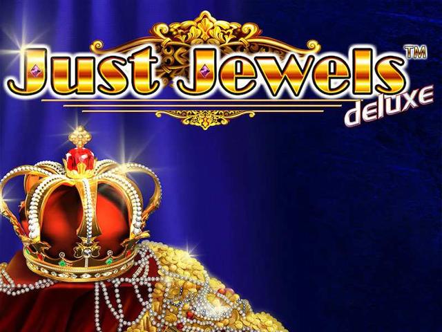Just Jewels Deluxe новая игра Вулкан